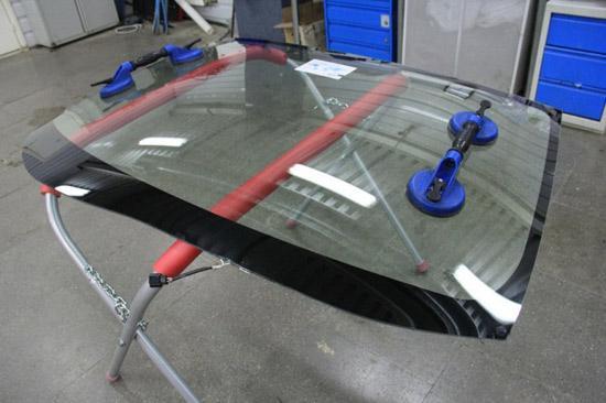 Подготовка лобового стекла перед заменой